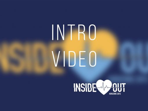 Horizons 2015 – Inside Out – Intro Video