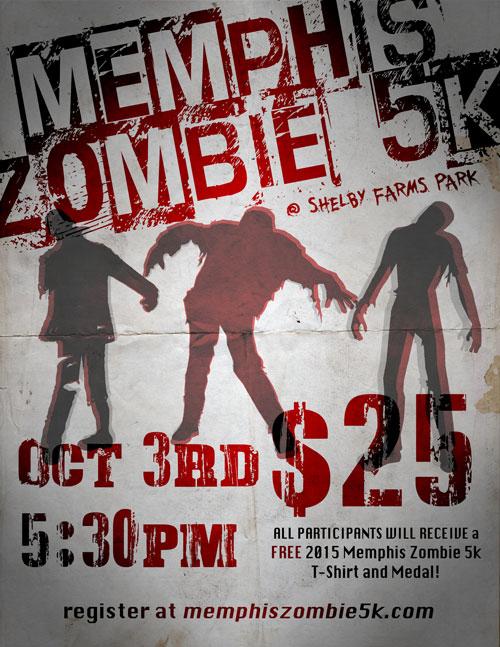 Memphis Zombie 5k