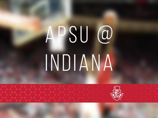 Austin Peay @ IU Highlights
