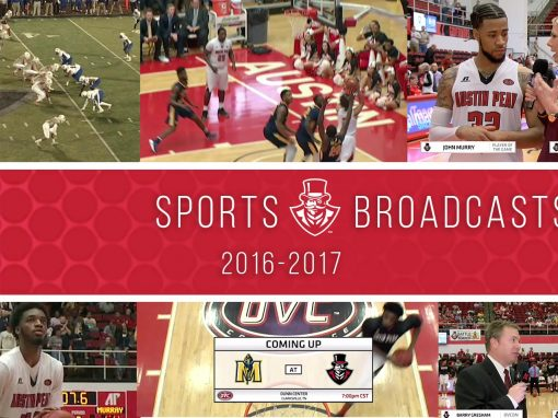 Austin Peay Sports Productions 2016-2017