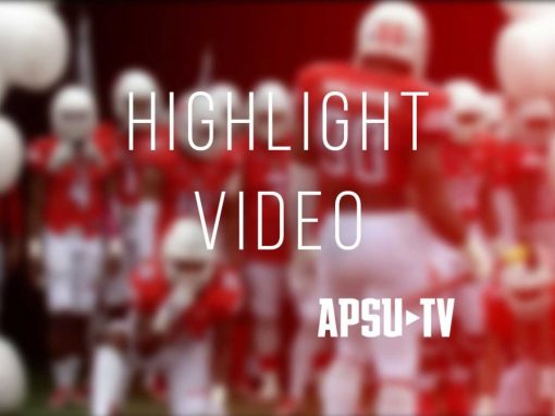 "APSU-TV Football 2017 ""Legend"""